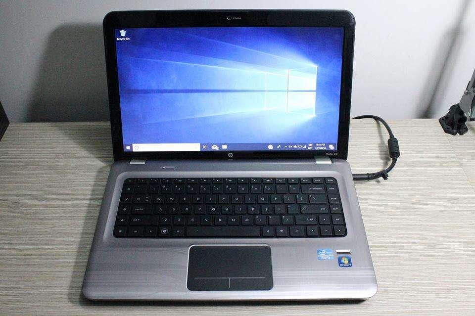HP Pavilion DV6 NoteBook 15 Core i7 BATERIA NO FUNCIONA