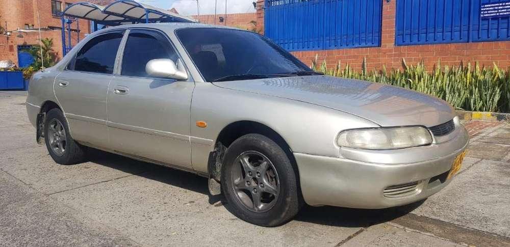 Mazda Matsuri 1997 - 160000 km