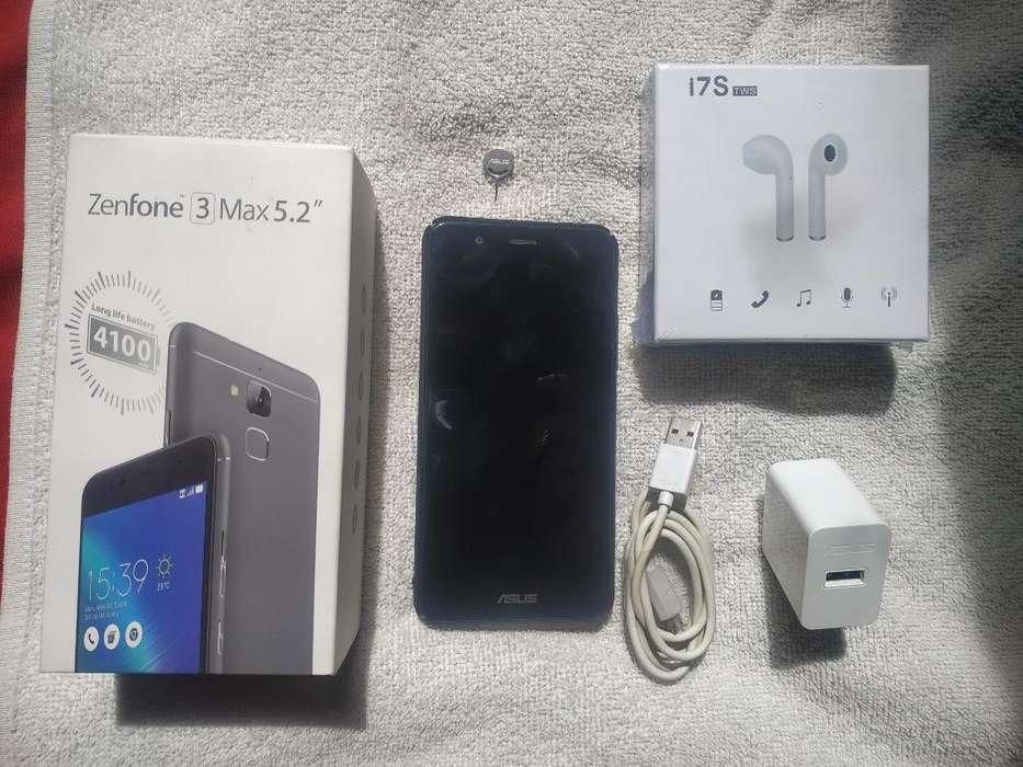 Celular Asus Zenfone 3 Max Audi Blueto