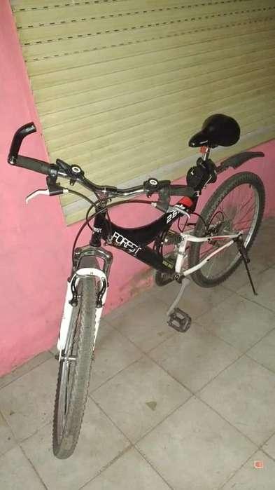 Bicicleta Poco uso excelente estado
