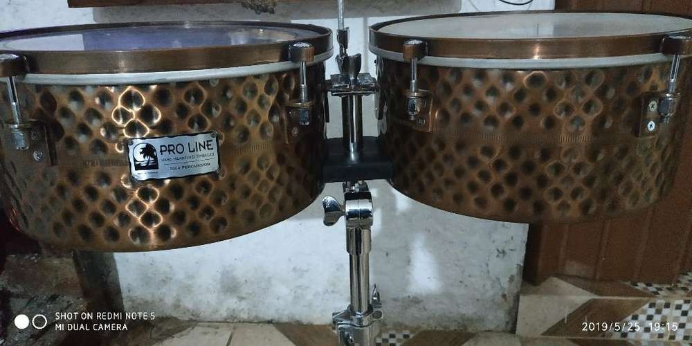 Timbales Toca Pro Line