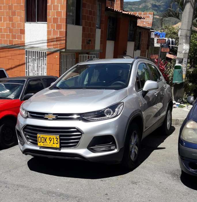 Chevrolet Tracker 2017 - 1800 km