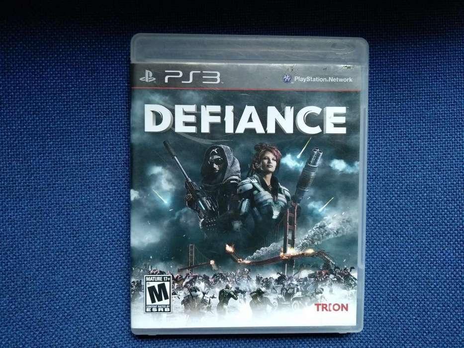 Juego Defiance Ps3
