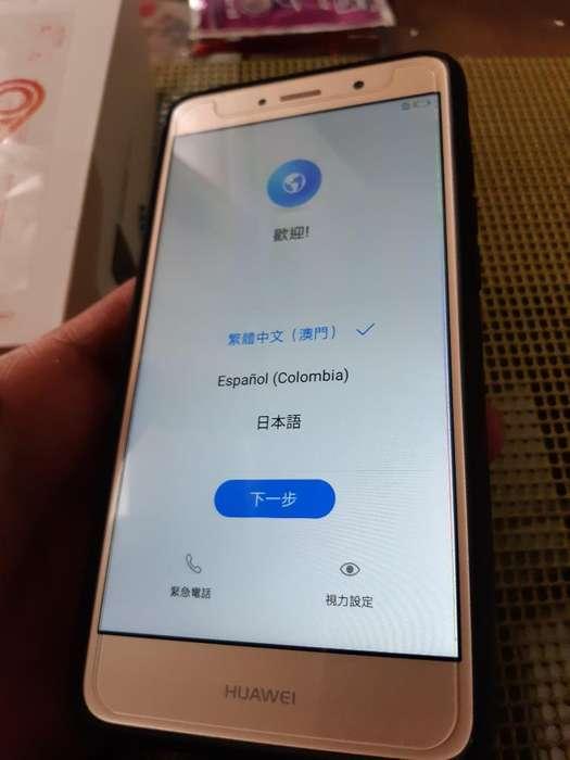 Huawei Y7 Prime Negociable