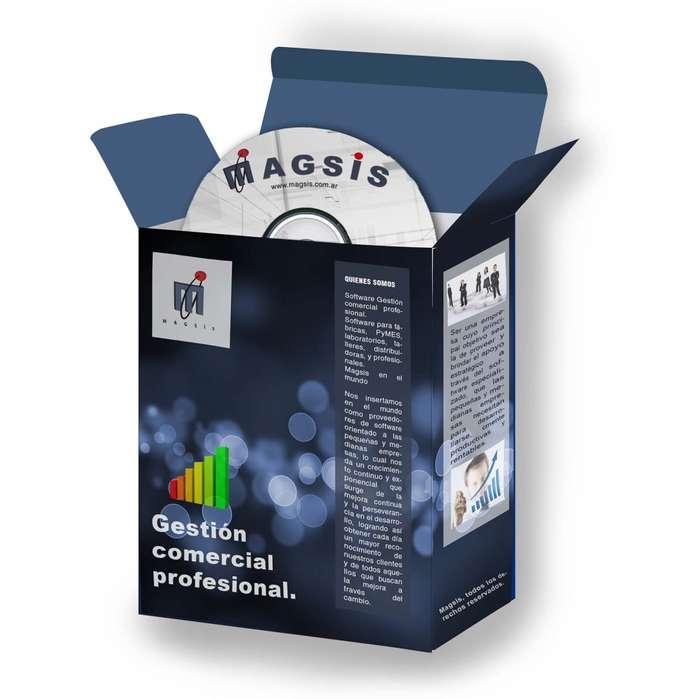 Gestion de Ventas Magsis con facturacion electronica - Stock - Ctas. Ctes. - Compras - Ventas - Fondos y muchos mas