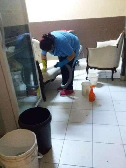 Servicios Integrales de Limpieza en Loja