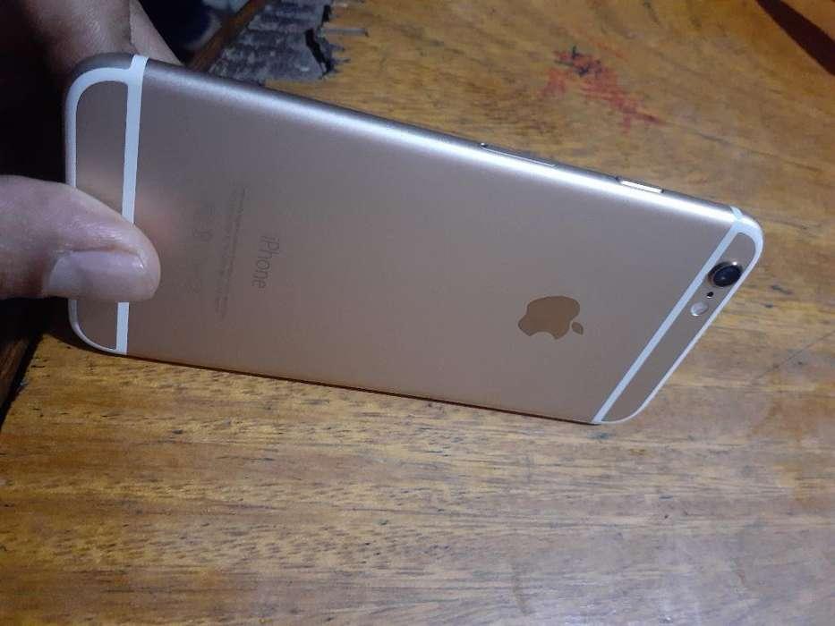 iPhone 6 Gold 32 Gb 9.5 D 10 Libre Todo