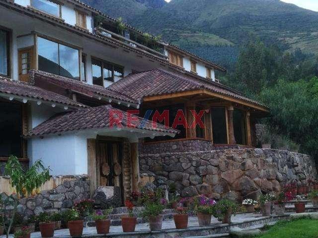 Se vende hermoso Alojamiento en Calca, Cusco