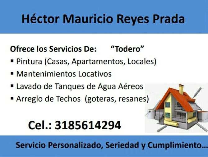 servicios de mantenimienti locativo