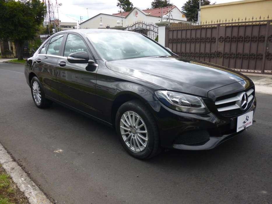 Mercedes-Benz Clase C 2015 - 40000 km
