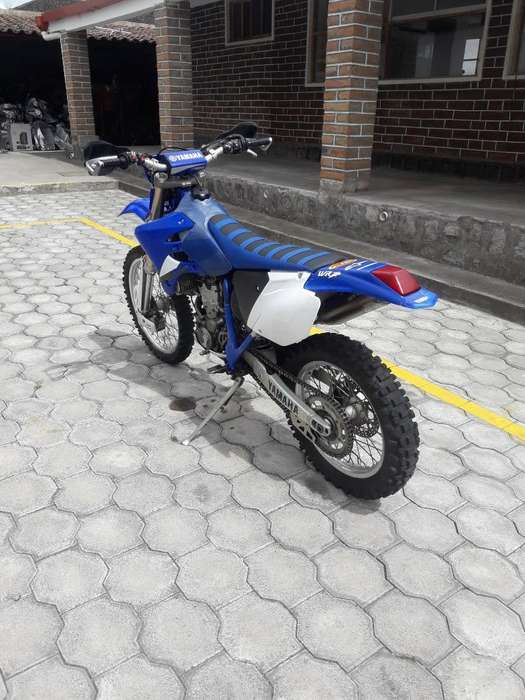 <strong>yamaha</strong> Wr450f Año 2005