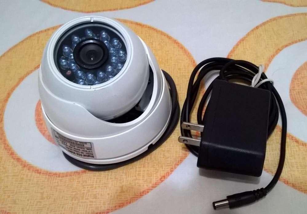 Camara de Seguridad <strong>digital</strong> Interior y Exterior Visión Nocturna