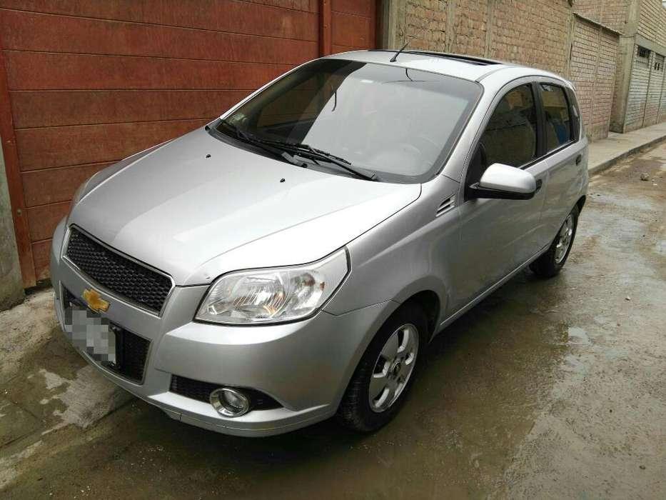 Chevrolet Aveo Hatchback 2011 - 59000 km