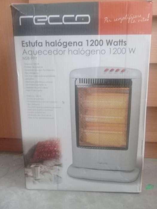 ESTUFA HALGENO 1200 Watts