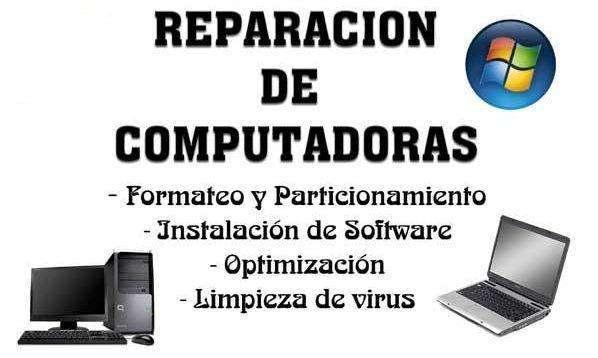 Reparaciones de Computadoras a Excelente Precio. Contactarse al 2932-613815 (no por olx).