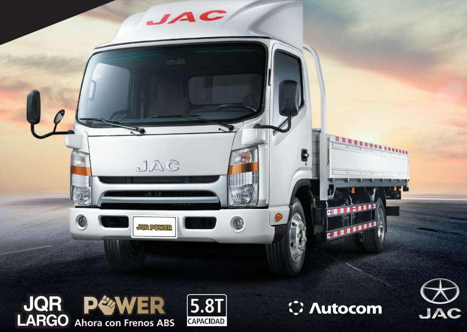 JAC POWER JQR 2020