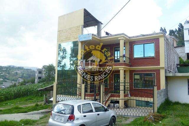 Casa de venta en Barrio Nuevo - Uchupucún – código:10719