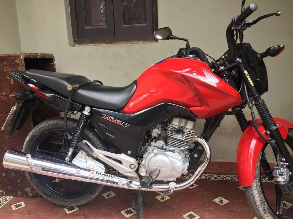 Moto Honda Cg Titan 150