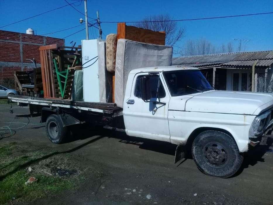 Vendo Camión Ford F 350.motor Perkins 6