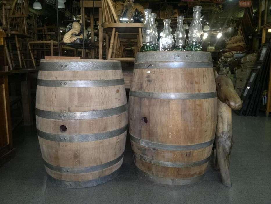Toneles barricas de roble originales