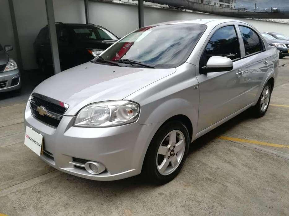 Chevrolet Aveo Emotion 2010 - 93000 km