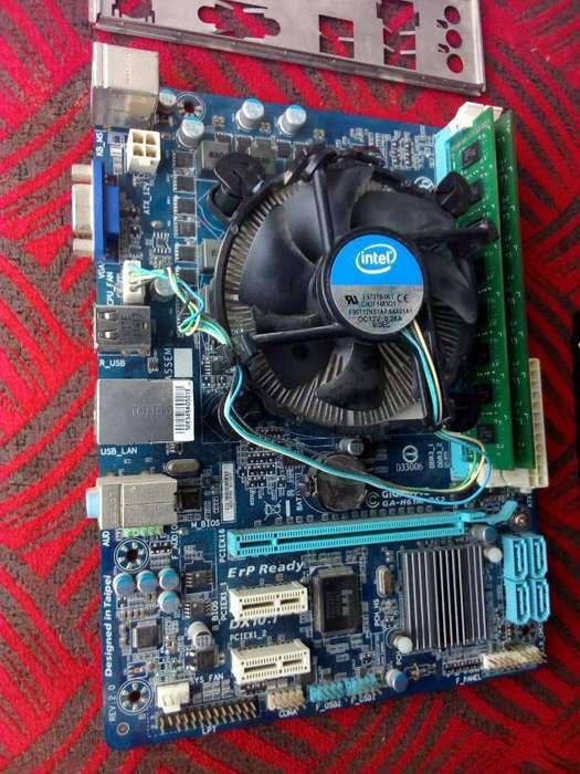 I7 2600 Y Board Y 6gb de Ram