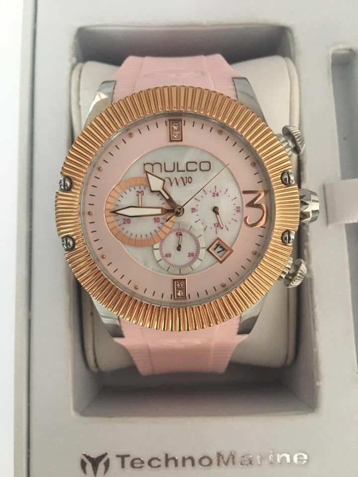 15e63f64f3b9 Reloj Mulco para dama rosado original - Cúcuta