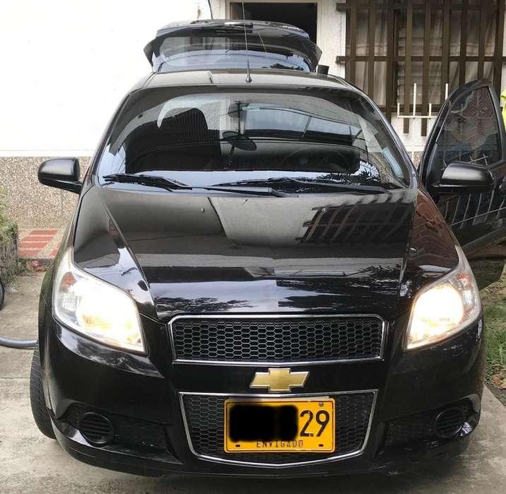 Chevrolet Aveo Emotion 2011 - 87000 km