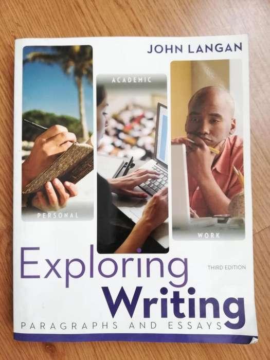 Exploring Writing Paragraphs and Essays John Langan 3rd ed.