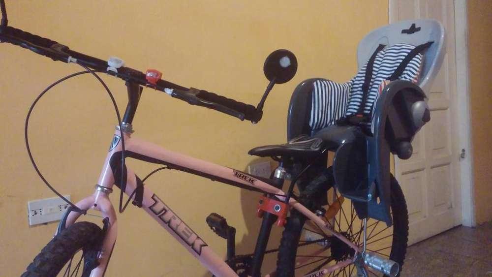 <strong>bicicleta</strong> ARO 26 MAS SILLA