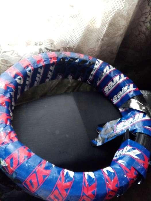 Llanta Marca Tires M1054 110/70 _17