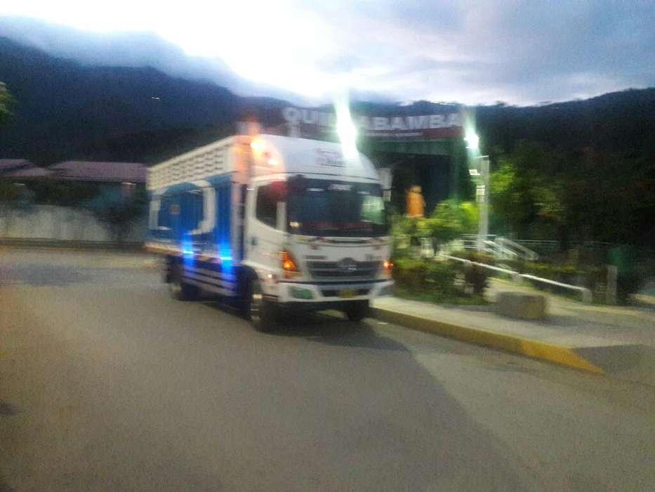 Vendo Camion Hino 1017 Modelo 500