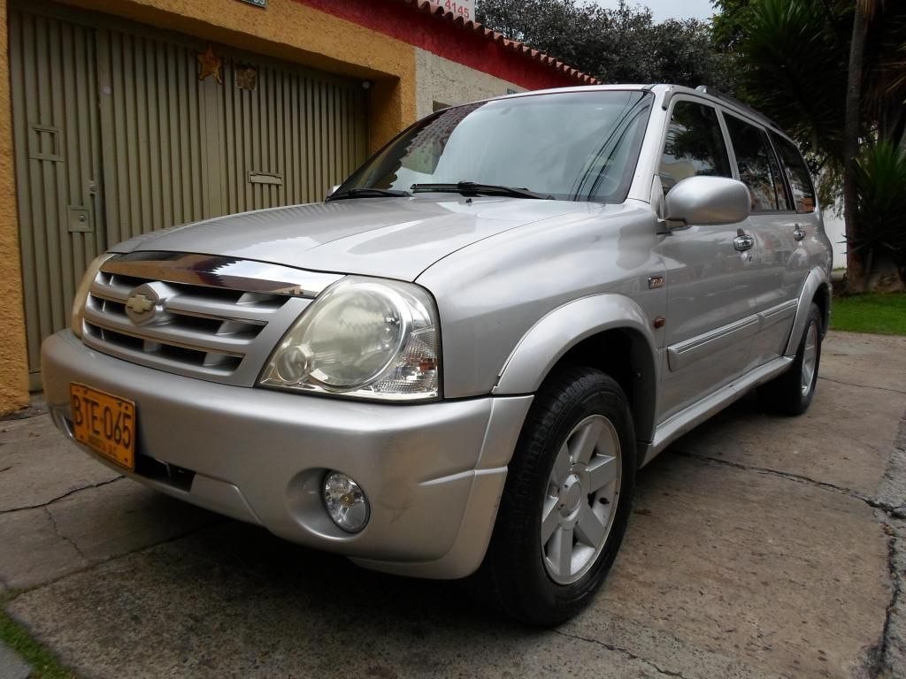 CHEVROLET GRAND VITARA XL7 2006 4X4 7 PUESTOS