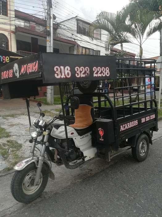 Moto Carro en Ibagué