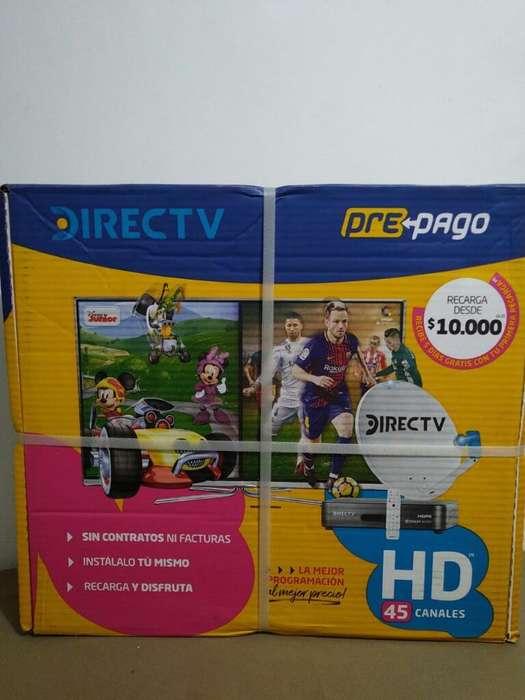 Vendo Nueva.antena Directv Prepago
