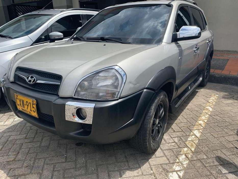 Hyundai Tucson 2008 - 119000 km