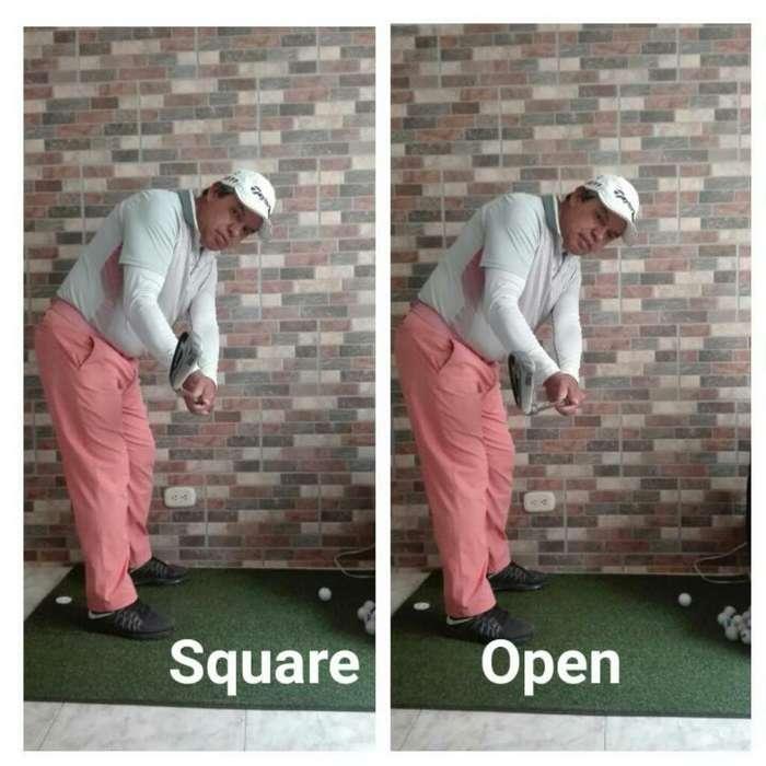 Clases de Golf Colectivas