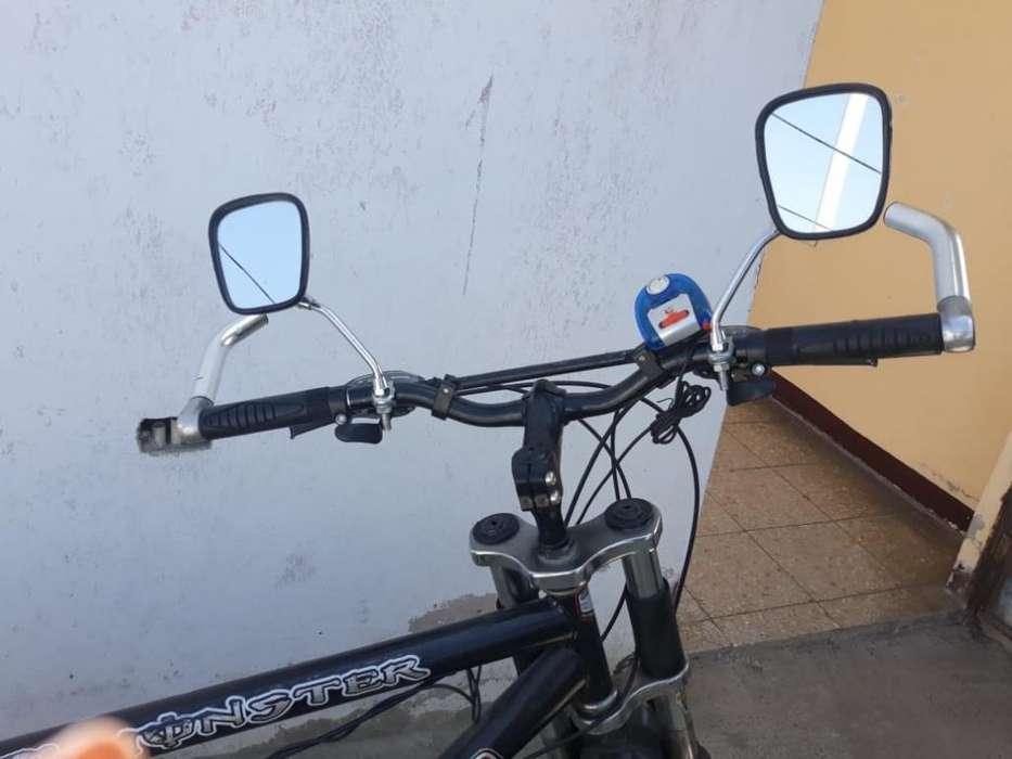 Vendo Mi Bicicleta por Motivo de Viaje
