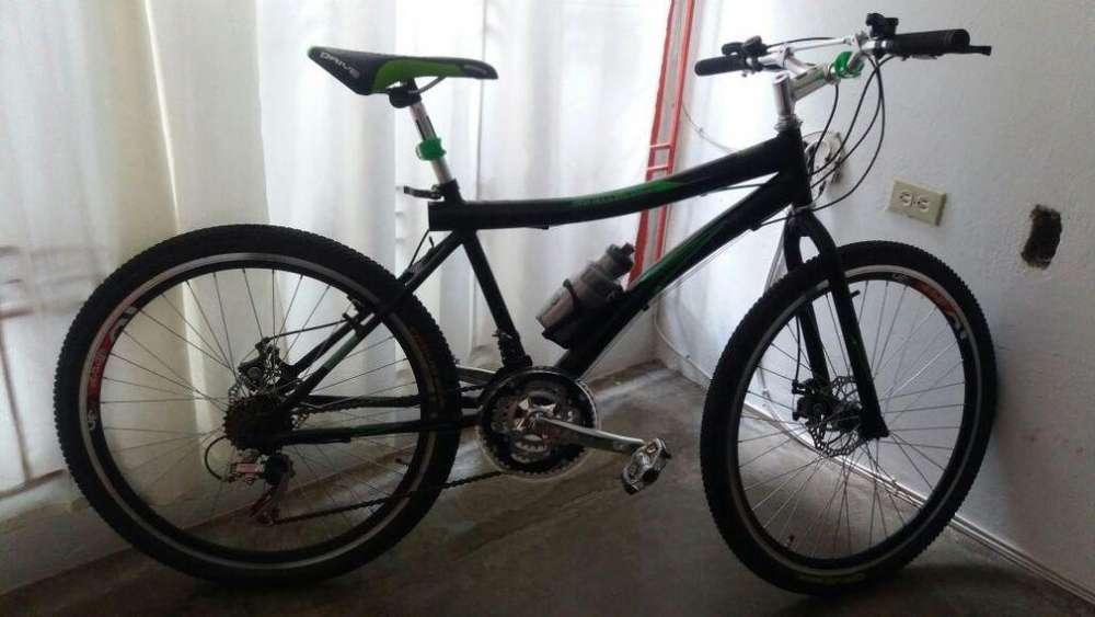Vendo Bicicleta en Buen Estado,poco Uso.