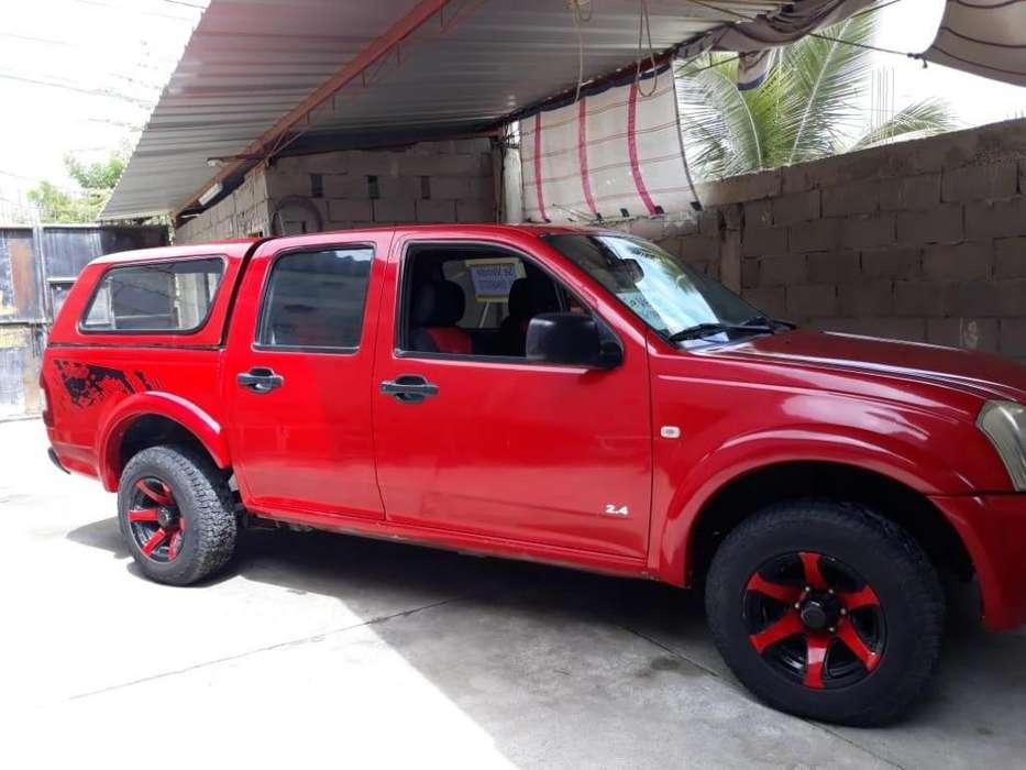 Chevrolet D-Max 2007 - 216145 km