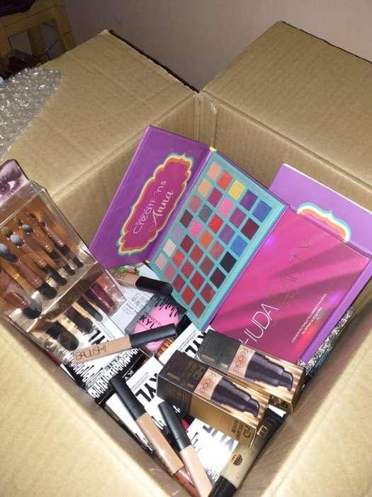 Maquillaje Setenta Productos Nuevos