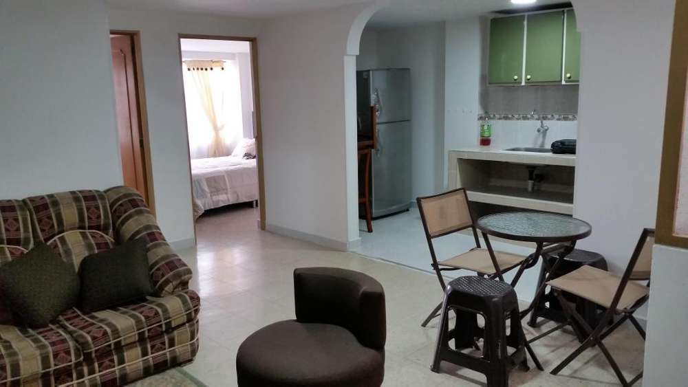 <strong>apartamento</strong> AMOBLADO dos habitaciones noroccidente calle 80 economico