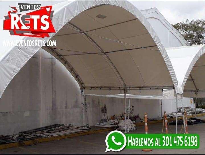 Carpas Tipo Hangar Cartagena y alrededores
