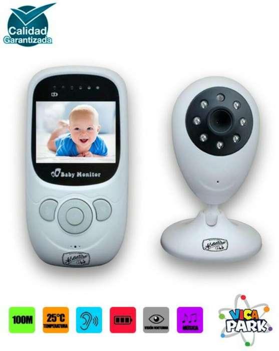 Monitor de Bebé Vision Nocturna