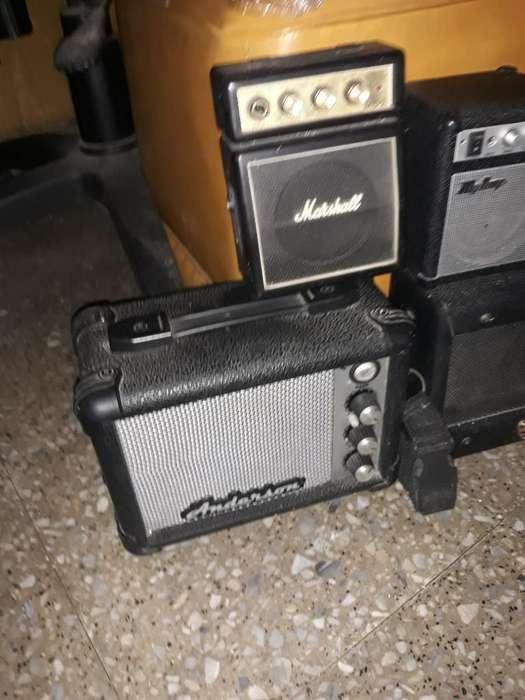 Amplificadores Mini Portátil
