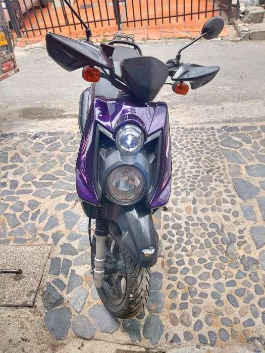 Yamaha Bws 125 - 2014