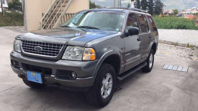 <strong>ford</strong> Explorer 2005 - 228000 km