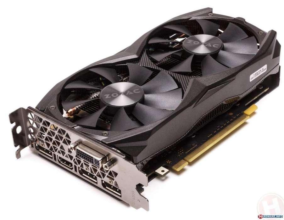 Geforce Gtx 960 Zotac Amp Edition 2gb