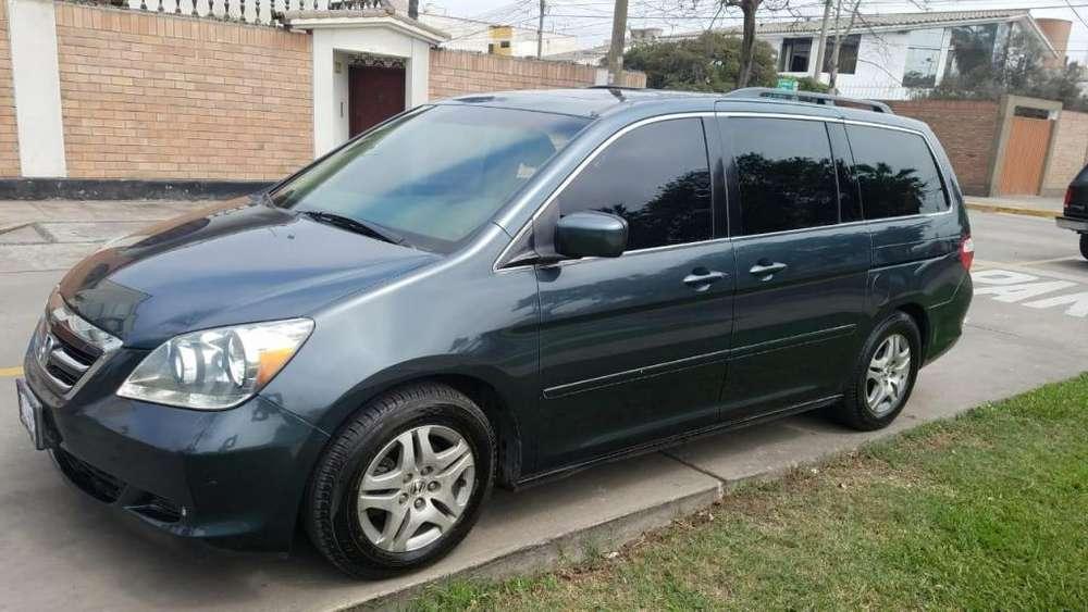 Honda Odyssey 2005 - 120000 km