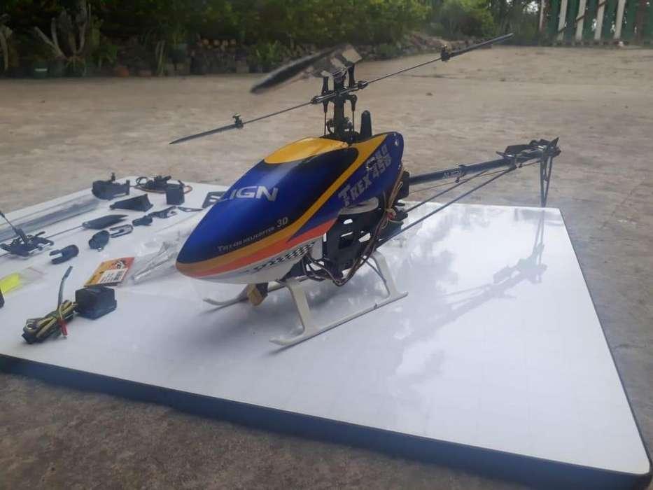 Repuestos Helicoptero Align Trex 450 y Clon Hobbyking